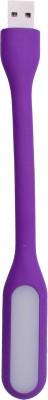 Sunnex Flexible Lamp For Computer Notebook Laptop Pc, Energy Saving S 1 UG Led Light(Purple)