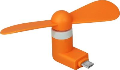 GOGLE SOURCING Mini USB Fan GS1232 USB Fan Multicolor GOGLE SOURCING Mobile Accessories
