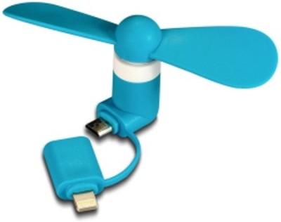 MEHAKENT MINI ME142 USB Fan Blue MEHAKENT Mobile Accessories