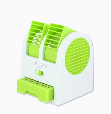 Goodbuy Mini Air Conditioning USB Fan Multicolor