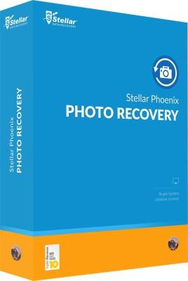 Stellar Phoenix Photo Recovery Mac(Lifetime, 1 PC) at flipkart