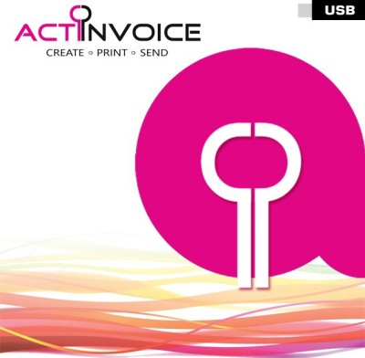 Multiicon Actiinvoice (USB License)(Lifetime, 1 PC)