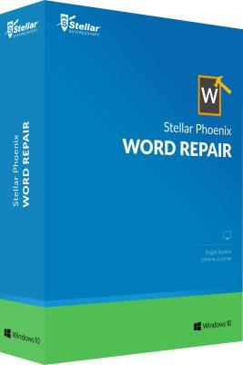Stellar Phoenix Word Repair(Lifetime, 1 PC) at flipkart