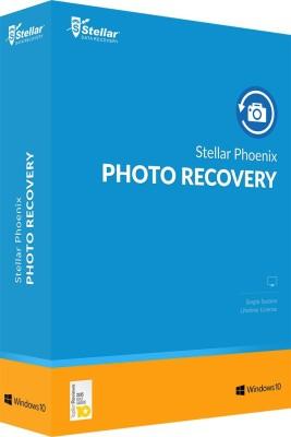 Stellar Phoenix Photo Recovery Windows(Lifetime, 1 PC) at flipkart