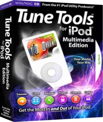 Valu Soft Tune Tools for iPod