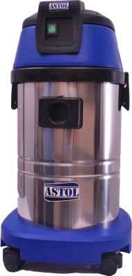 ASTOL SV-30 Wet & Dry Vacuum Cleaner(Blue, Yellow) at flipkart