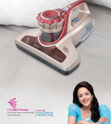 Kent KC-B502 Bed & upholstry Hand-held Vacuum Cleaner