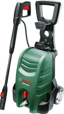 Bosch AQT 35-12 High Pressure Washer(Black, Green)