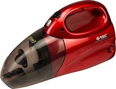 Orbit Volcano II Hand held Vacuum Cleaner Red, Black Orbit Vacuum Cleaners