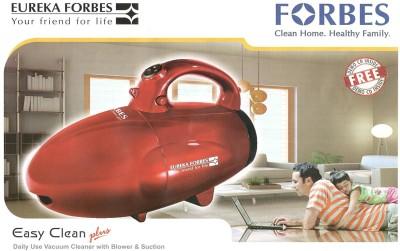 Eureka Forbes Easy Clean Plus Dry Vacuum Cleaner Maroon