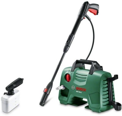 Bosch AQT 33-11 Pressure Washer Home & Car Washer(Black, Green)  available at flipkart for Rs.10200