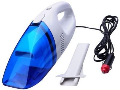 Shrih Portable Handheld Car Vacuum Cleaner Blue White