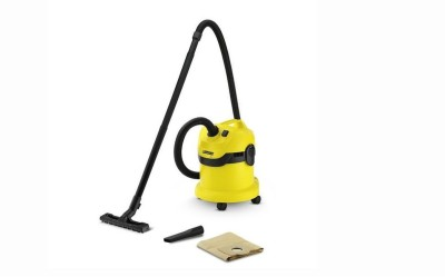 Karcher MV Eu-1 Wet & Dry Cleaner(Yellow)