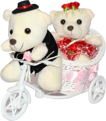 Ctw Beautiful Gift Decorative Cycle With 2 Couple Valentine Gift