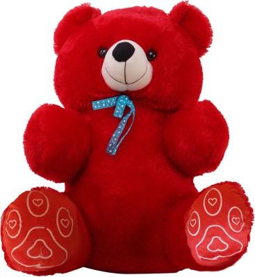 GRJ India Teddy Bear   20 inch Red GRJ India Soft Toys