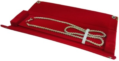 Addyz Pack of 4 Chain Bracelet Marriage Party Vanity Box(Red)