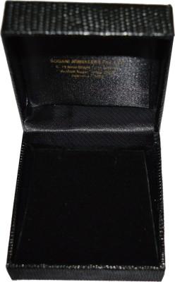 Sogani NA jewellery Vanity Box(Black)