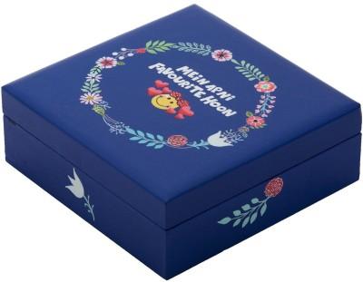 The Crazy Me Main Apni Favourite Hoon Wooden Makeup Vanity Box(Multicolor)