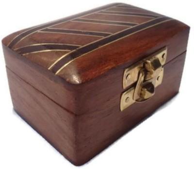 SG Art o Plus Jewellery Vanity Box(Brown)