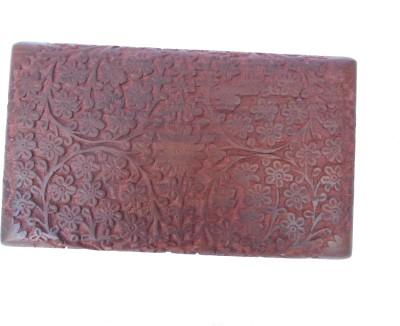 Handicraft sheesham wood made full carving jewellery Vanity Box(brown)