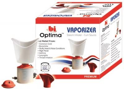 Optima Inhaler Vaporizer(White, Red)