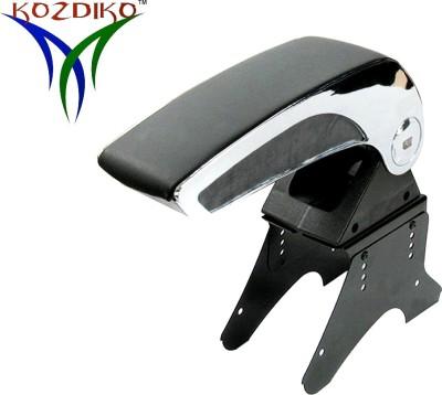 Kozdiko Chrome Simple Black RMA73 Car Armrest Mahindra, Xylo