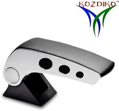 Kozdiko Round Chrome Black RMA73 Car Armrest Mahindra, Xylo