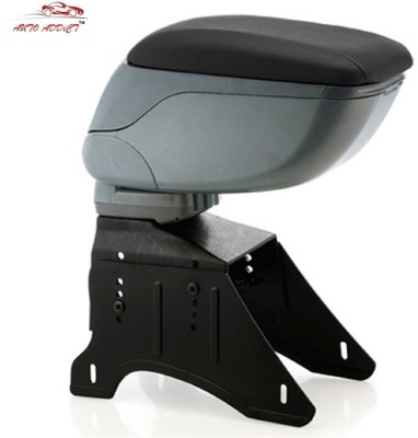 AuTO ADDiCT Centre Console Grey Color AAR7 Car Armrest Maruti, Alto K10 AuTO ADDiCT Car Armrests