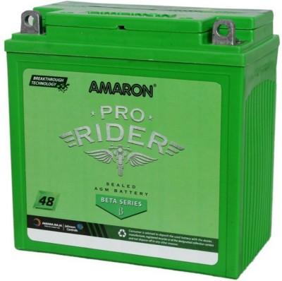 AMARON BTX5L 5 Ah Battery for Bike AMARON Vehicle Batteries