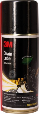 3M Chain Lubricant Chain Lube Chain Oil(160 ml)  available at flipkart for Rs.210