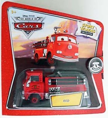 Disney Pixar Cars Movie 1:55 Die Cast Story Tellers Collection(Red)  available at flipkart for Rs.2805