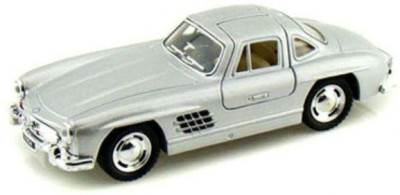 Kinsmart 1954 Mercedes Benz 300 SL Coupe 1/36 Diecast Scale Model Car(Silver)  available at flipkart for Rs.499