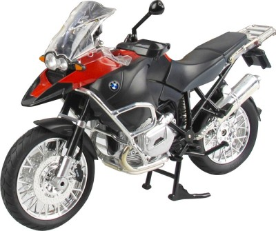 Rastar Die cast 1:9 BMW Motorcycle(Red)  available at flipkart for Rs.1049