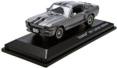 Greenlight Collectibles Series 1 - Gone In Sixty Seconds - 1967 Ford Mustang Eleanor Vehicle (1:43 Scale)(Multicolor)  available at flipkart for Rs.2657
