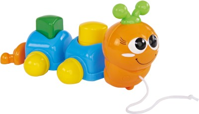 Simba Abc Pull-Along Caterpillar(Multicolor) at flipkart