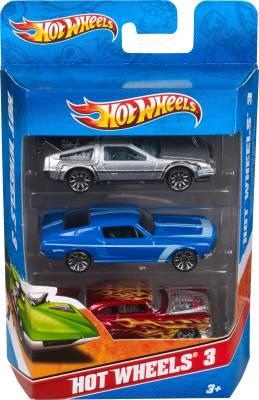 Hot Wheels 3 Car Pack