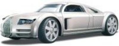MAISTO Audi Supersportwagen Rosemeyer Diecast model car scale die cast(Multicolor)  available at flipkart for Rs.5747