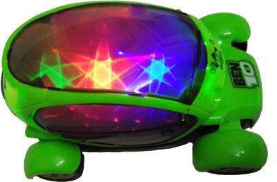 Ben 10 3d Light Car(Green / Black)