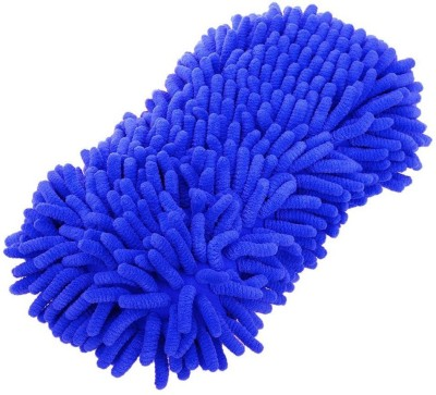 Samrah Microfiber Vehicle Washing Hand Glove Pack Of 1