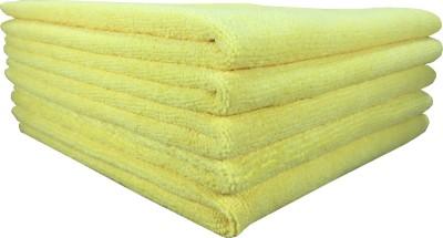 SOFTSPUN Vehicle Washing Cloth Pack Of 5