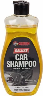 GETSUN DELUXE CAR SHAMPOO Car Washing Liquid 500 ml GETSUN Vehicle Washing Liquid