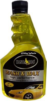 Gliding Wheels Gwkang Car Washing Liquid 525 ml Gliding Wheels Vehicle Washing Liquid
