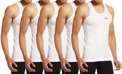 Rupa Men Vest(Pack of 5)