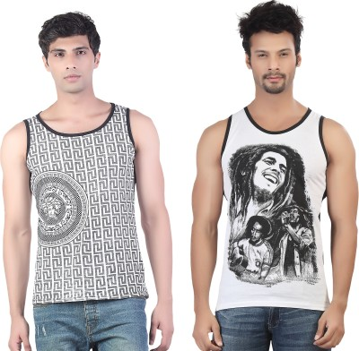 Bfly Men Vest(Pack of 2) at flipkart
