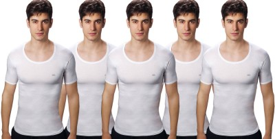 LUX Men's Vest(Pack of 5)