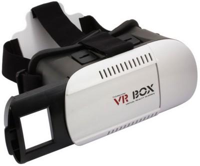 1ed8b16f726 Global e Partner Virtual Reality 3D for Smart Phones Video Glasses(White