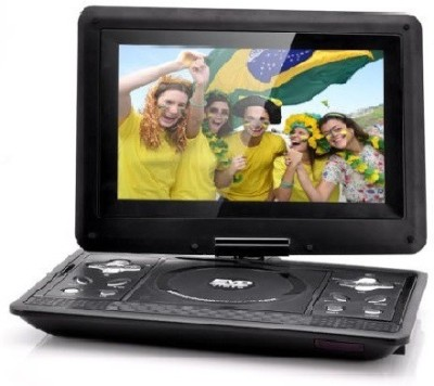 AKC DVD 9.8 9.8 inch DVD Player(Multicolor)