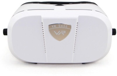 Samshi VR Case 5.5 inch Blu-ray Player(White) at flipkart
