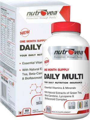 Nutrovea Daily Multi(60 No)
