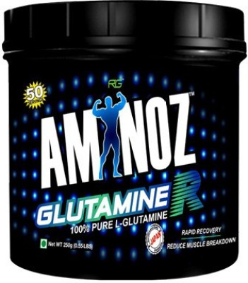Aminoz Pure Glutamine R (250gm)